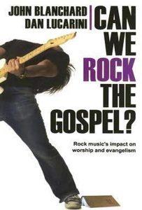 Can We Rock the Gospel